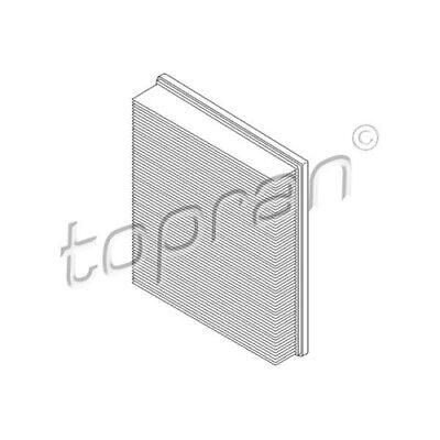 TOPRAN LUFTFILTER BMW 500235