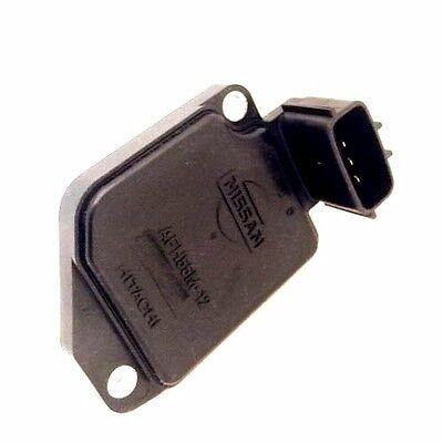 1996-1997 NissanD21 Pickup Genuine Hitachi Mass Air Flow Sensor Frontier Xterra