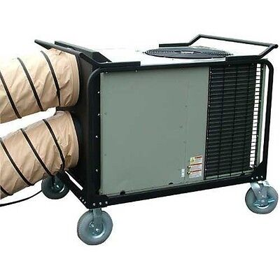 Portable Air Conditioner & Heater - 42,000 BTU Cool - 42,000 BTU Heater 1400 CFM