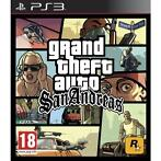 Grand theft auto - San Andreas (PS3)
