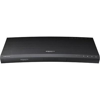 Samsung UBD-K8500 Blu-ray Player 4K Resolution 3D Playback Ultra U-HD WiFi HDMI