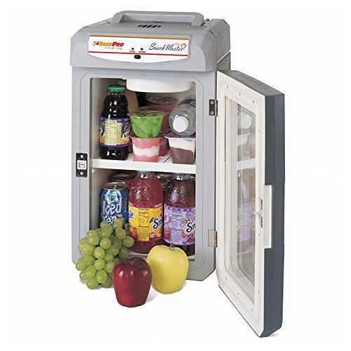 RoadPro 12-Volt Snackmaster Deluxe 18 Liter Family Size Cooler/Warmer