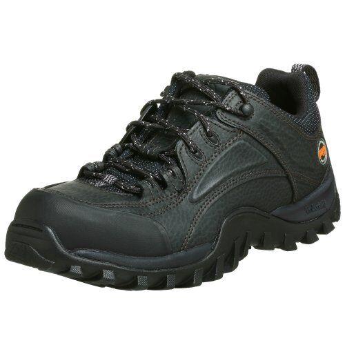 Timberland PRO Men's 40008 Mudsill Low Steel-Toe Lace-Up,Black,10.5 M TB040008001