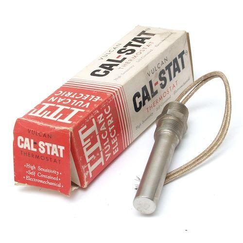 ITT Vulcan Cal-Stat Cat# 1E2B2 Thermostat 100-700F
