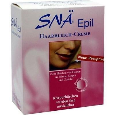 HAARBLEICH Creme Snae Epil Set 1 St PZN 2186026