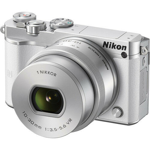 Nikon J5 20.8 Megapixel Mirrorless Camera with Lens - 10 mm