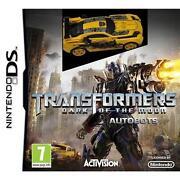 Transformers Autobots DS