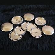 Plastic Self Cover Buttons