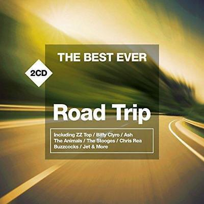 The Best Ever: Road Trip - Various Artists (NEW
