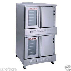 BLODGETT Commercial Double Deck Electric Convection Oven SHO-E Double