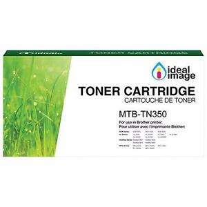 Brother TN-350 New Compatible Black Toner Cartridge