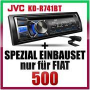 Fiat 500 Radio