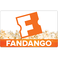 Fandango Gift Card $25 Value, Only $22.00! Free Shipping!