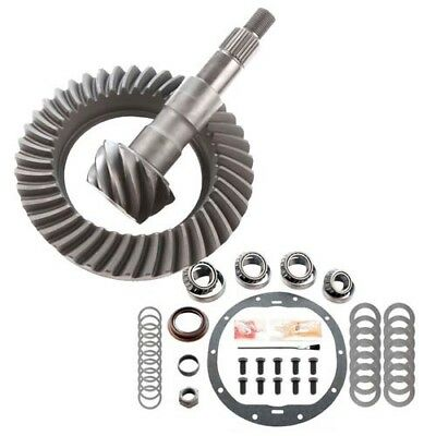 3.73 RING AND PINION & MASTER BEARING INSTALL KIT - FITS GM 8.6 10 BOLT - 99-08 Bolt Kit Main Bearing