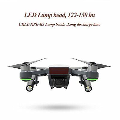 DJI Spark Accessories LED Light Kit Flashlight Adjustable Spark Drone Fill Flash