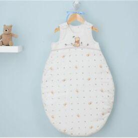Winnie the Pooh 2.5 Tog Sleeping Bag 0-6 months