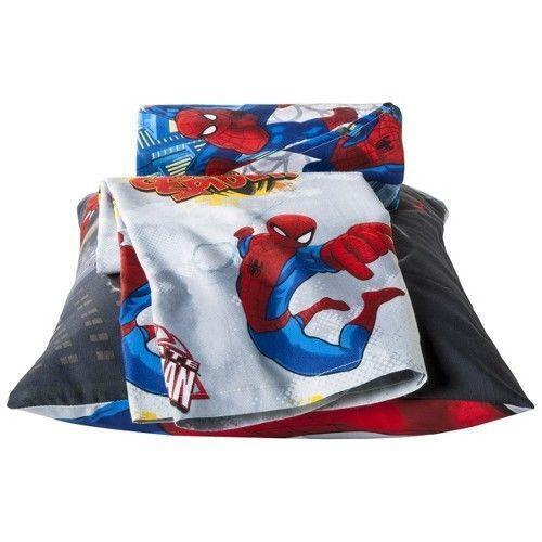Spiderman Twin Bed Set Ebay