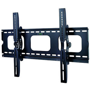 """TygerClaw LCD3401BLK 37""""-70"""" Tilting (+-10) TV Wall Mount $45"""