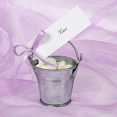 r Gastgeschenk Hochzeit Taufe Süßigkeiten Bonbons Vintage (Süßigkeiten Eimer)