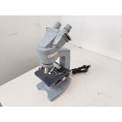 American Optical One-fifty Microscope Binocular Ao Spencer 41045x Dark Phase