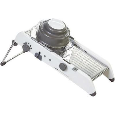 Progressive International PL8 Mandoline Slicer, White