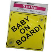 Child on Board Sign