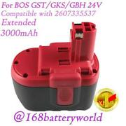 Bosch 24 Volt Battery