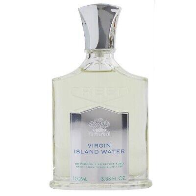 Creed Virgin Island Water Perfume Cologne for Men Women Unisex 3.3 oz Tester