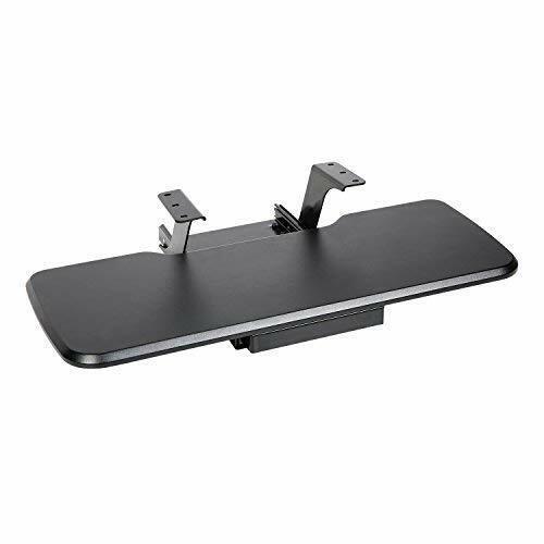Eureka Ergonomic® Adjustable Under Desk Keyboard & Mouse Tr