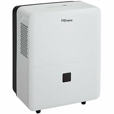 Danby Premier 70 Pint Energy Star Direct Drain Dehumidifier DDR70B3WP