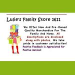 Lulies Family Store 1611