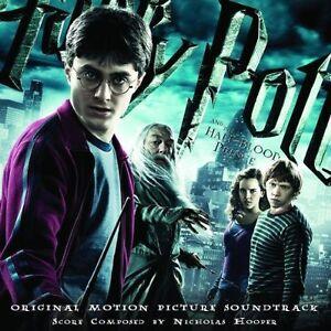 Various Artists, Nic - Harry Potter & the Half-Blood Prince (Original Soundtrack