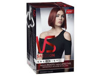 Vidal Sassoon Salonist Hair Colour - 4/45 Dark Intense Red Hair Dye- from a smoke free place