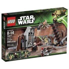 LEGO Duel on Geonosis 75017 Brand new item