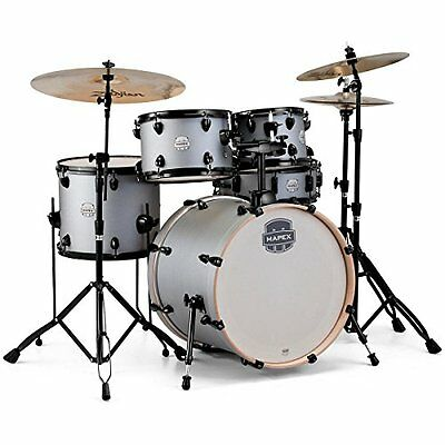 Mapex Storm Fusion Drum Set Iron Grey Shell Pack ST5045AFBIG