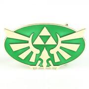 Zelda Belt Buckle