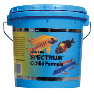 2 KG NEW LIFE SPECTRUM CICHLID FOOD 1MM ON SPECIAL