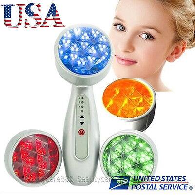 Us- Skin Rejuvenation Light Therapy Reduces Wrinkles Adva...