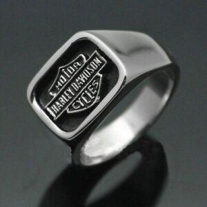 Bague Harley Davidson