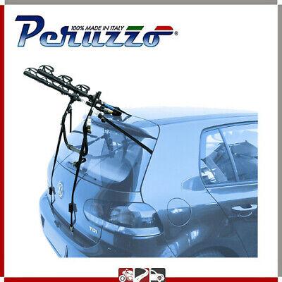 PORTABICI POSTERIORE AUTO 3 BICI KIA SPORTAGE RAILS 5P 10 - 15...