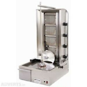 Archway 4 Burner Doner Kebab Machine  NATURAL GAS + 1/2