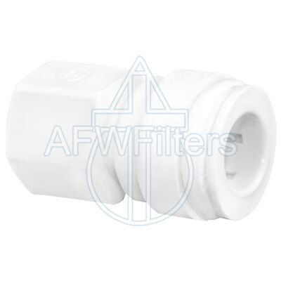 Faucet Quick Connect Coupler - 1/4-inch Quick - Quick Connect Faucet Coupler