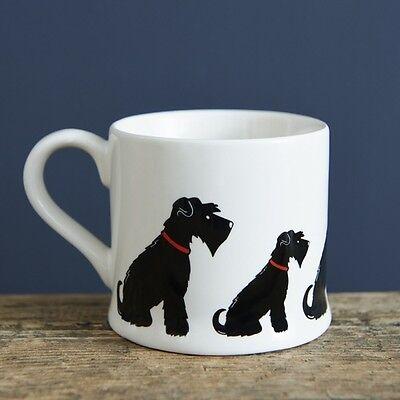Black Schnauzer Mug Gift