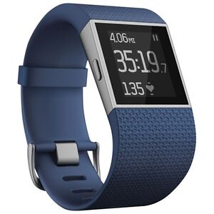 Fitbit 'Surge' Fitness Tracker w/GPS and HR -NEW in box