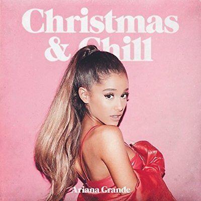 ARIANA GRANDE CHRISTMAS & CHILL JAPAN CD with One Bonus Track + Calendar€