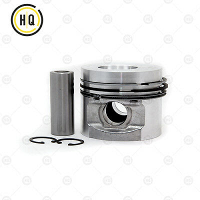 Piston With Ring Std For Lister Petter Onan 750-41610 186-6687 Lpw Lpws 86mm