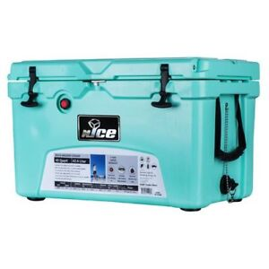 NEW nICE 50 Qt Cooler - keep ice frozen for 4 days!