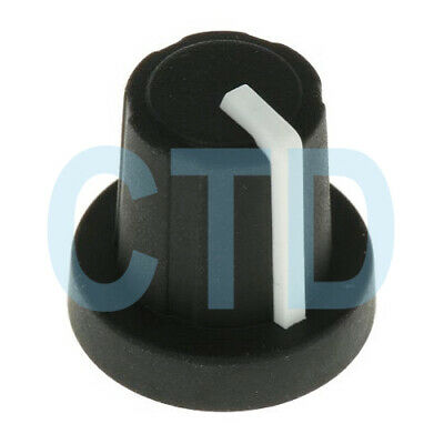 Front Panel Control Knobs for Trace Elliot GP12 SMX Bass Amp BLK/WHT - Trace Elliot Guitar Amps