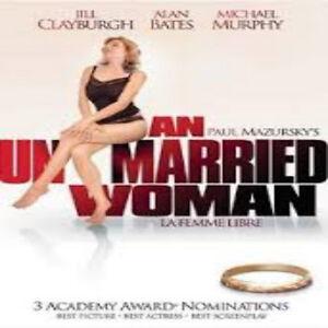 An Unmarried Woman, 1978, Original Movie, DVD Video, Jill Clayburgh, Alan Bates