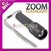 LED Flashlight AA 5W